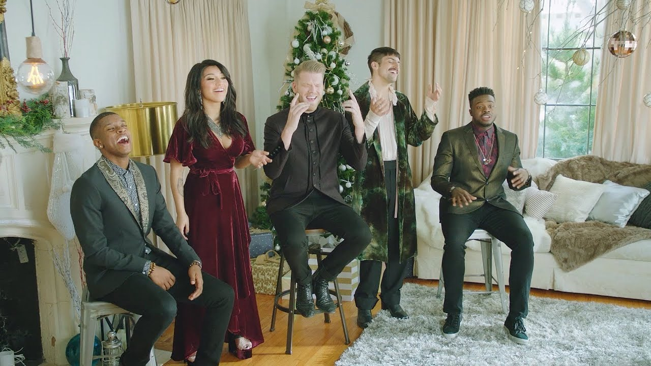 [OFFICIAL VIDEO] Deck The Halls — Pentatonix