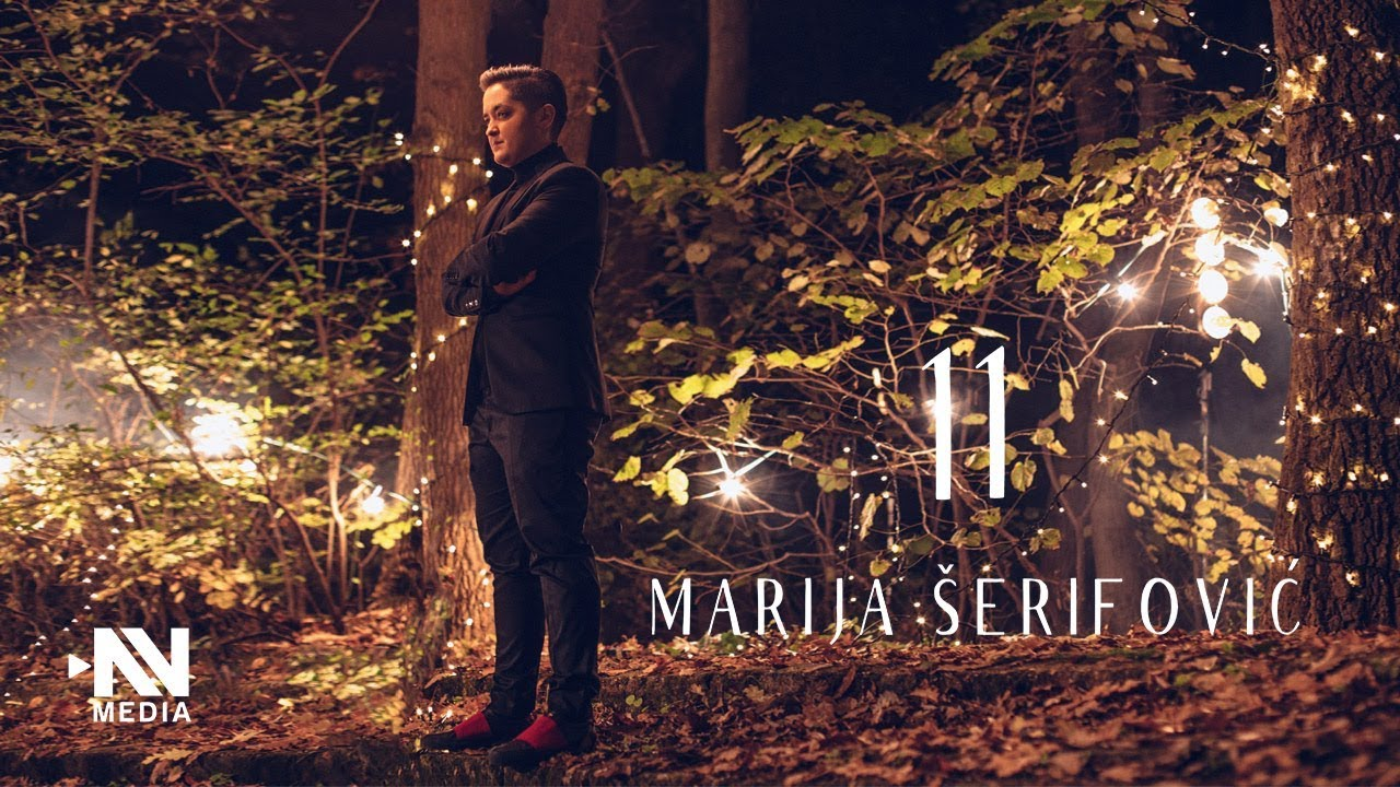 MARIJA SERIFOVIC — 11 — (OFFICIAL VIDEO)