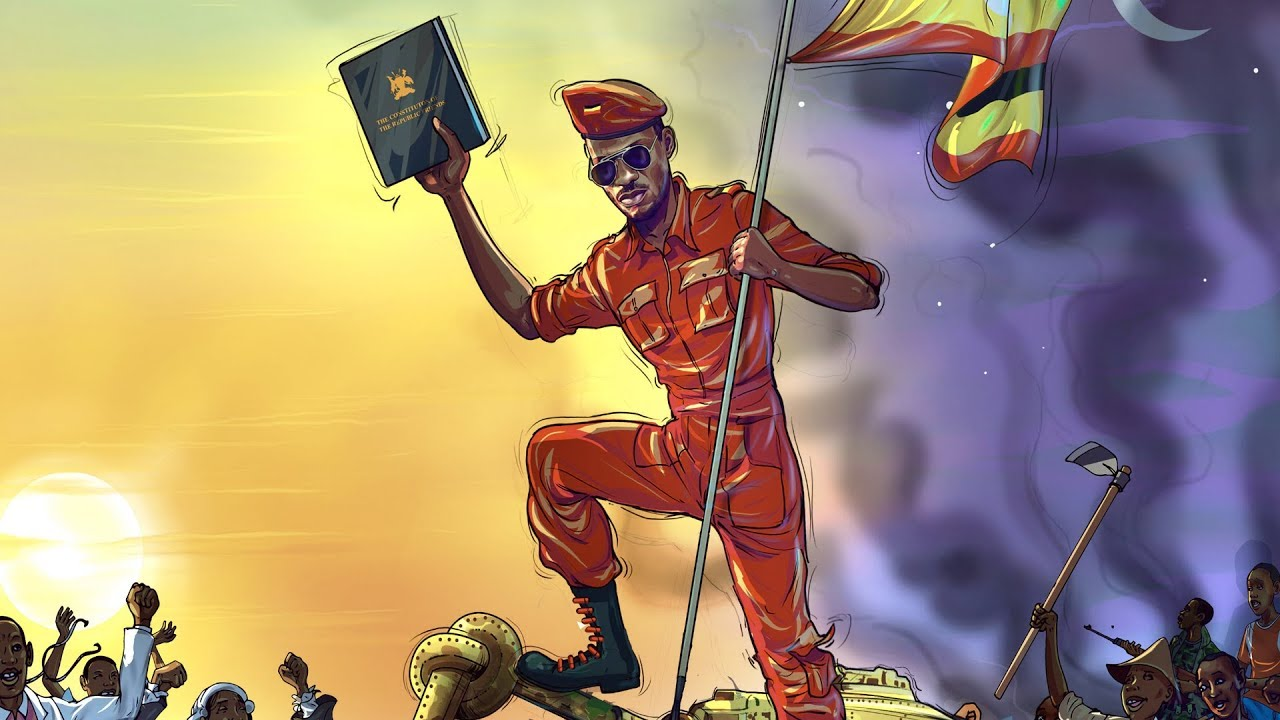 FREEDOM by H.E BOBI WINE (Official Video 2017 HD)