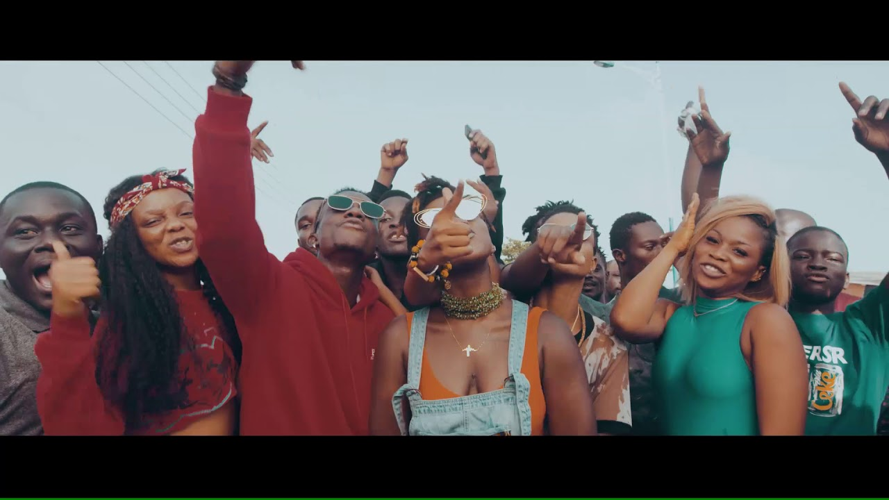 Ebony — Hustle ft Brella (Official Video)