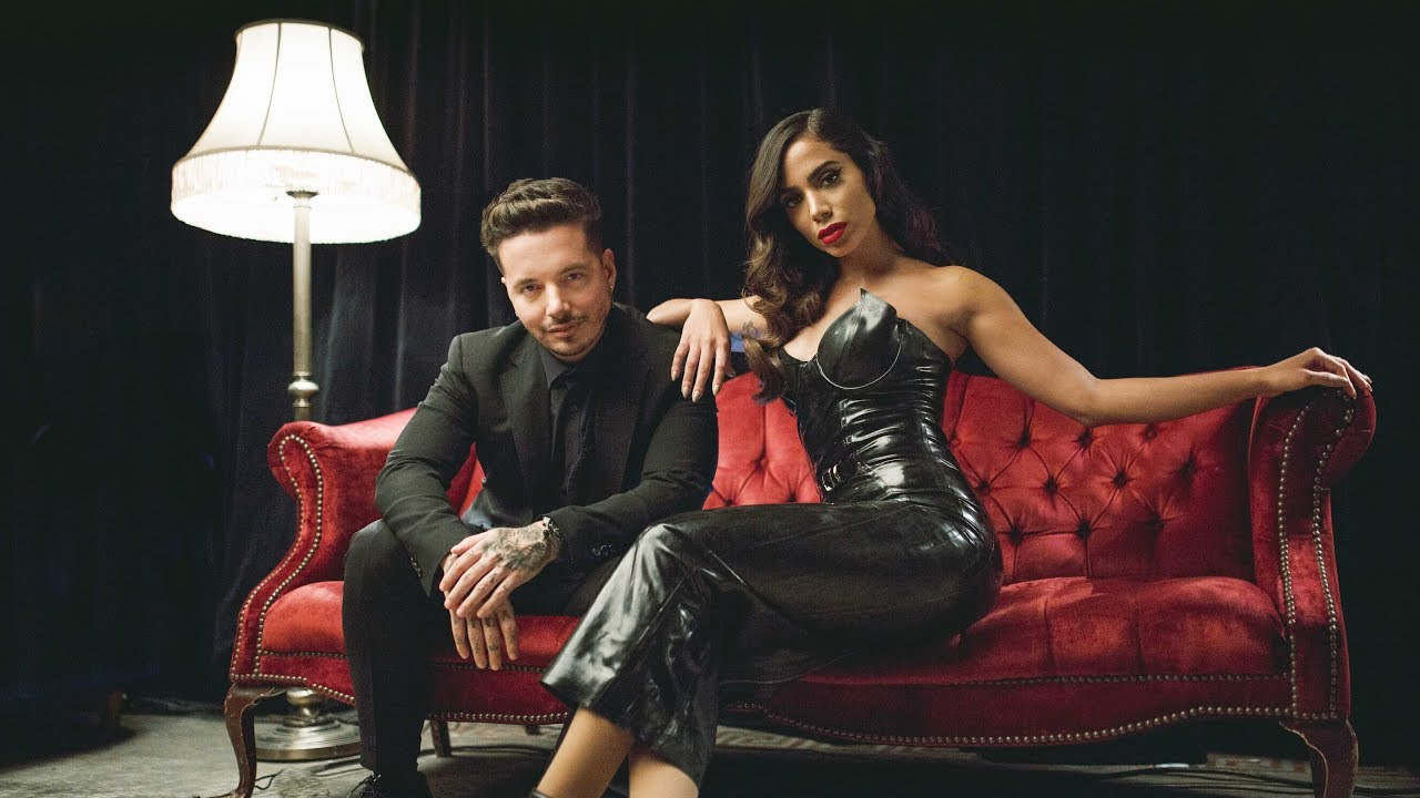 Anitta & J Balvin — Downtown | Official Music Video