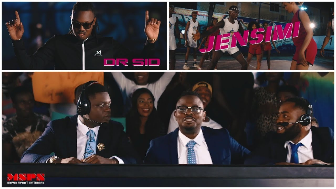 Dr Sid — Jen Simi ( Official Music Video )