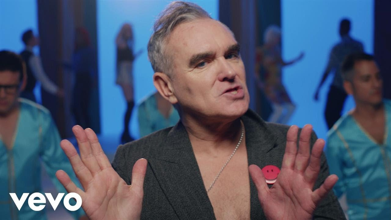 Morrissey — Jacky's Only Happy When She's Up on the Stage (Official Video)