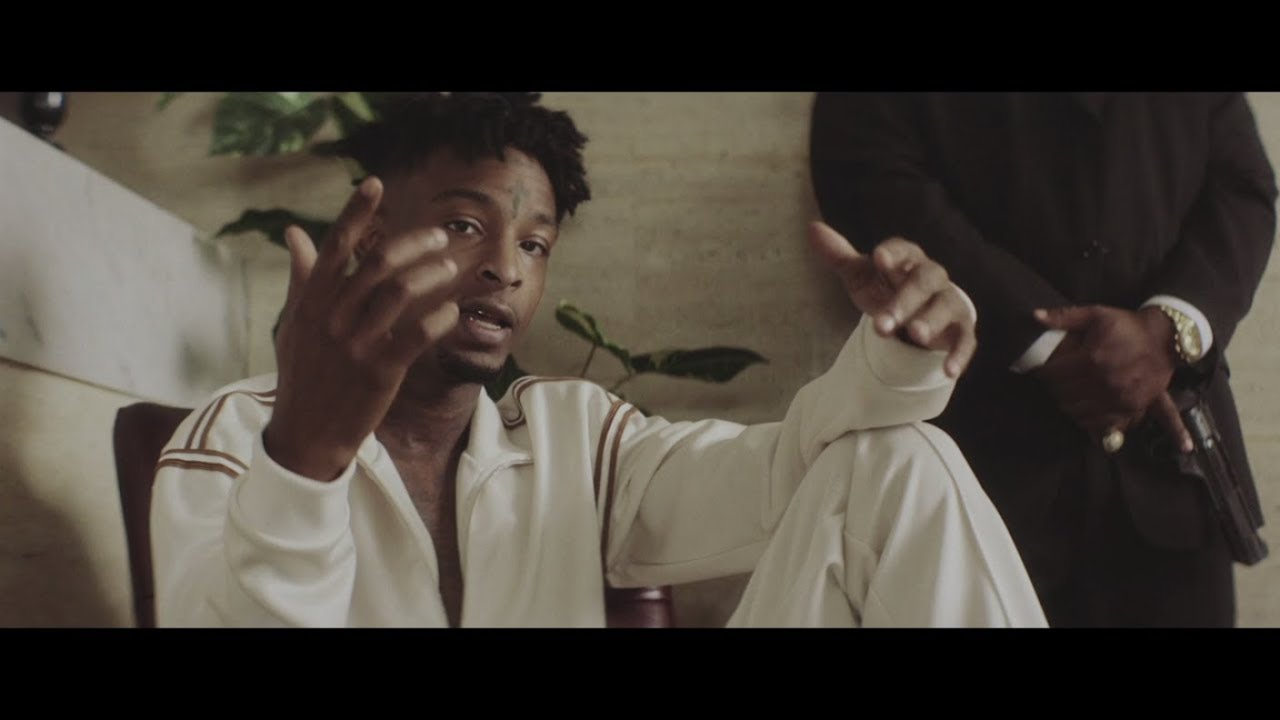 21 Savage — Bank Account (Official Music Video)