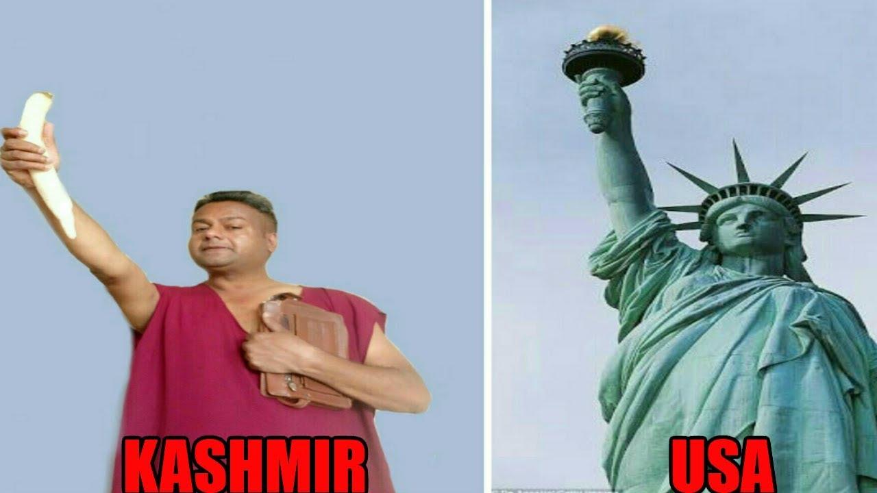 Statue of Deepak Kalal in Kashmir || Deepak Kalal || Official Video