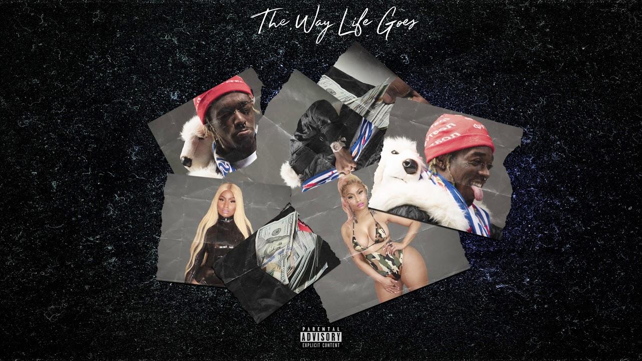Lil Uzi Vert — The Way Life Goes Remix (Feat. Nicki Minaj) [Official Audio]