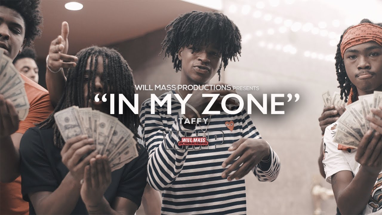 Taffy — In My Zone (Official Video) Shot By @Will_Mass