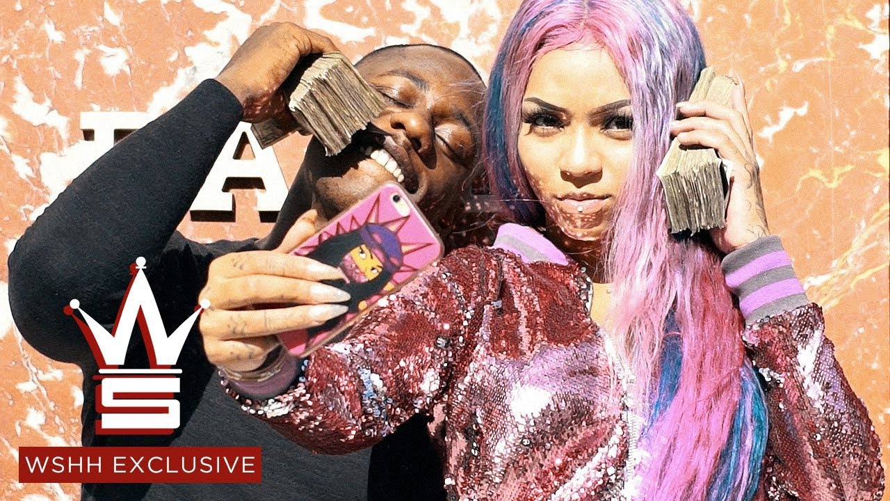 Q Money Feat. Cuban Doll «Mo' Swag» (WSHH Exclusive — Official Music Video)