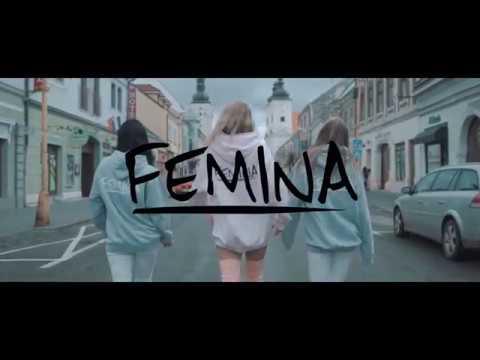 SIMA — FEMINA (prod. Gajlo)  OFFICIAL VIDEO 