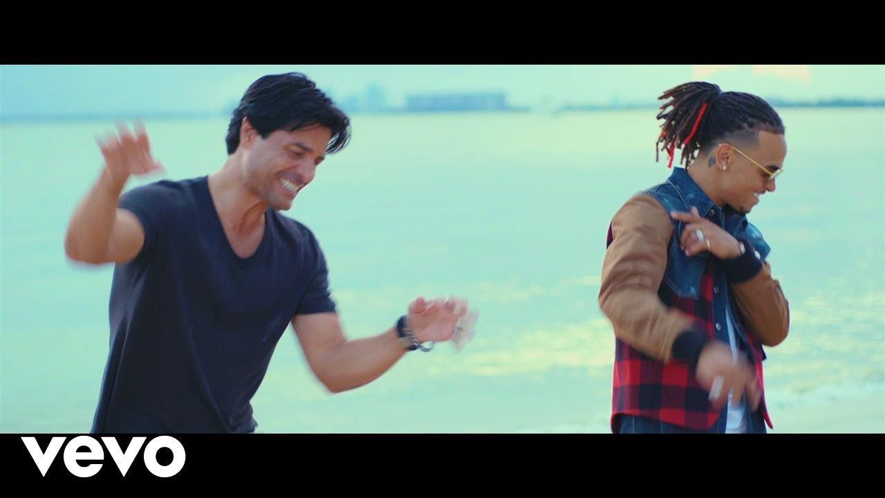 Chayanne — Choka Choka (Official Video) ft. Ozuna