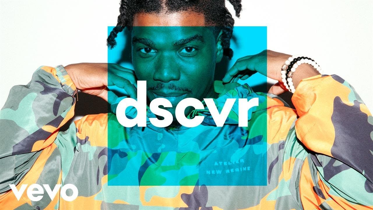 Smino — Wild Irish Roses (Live) — dscvr ARTISTS TO WATCH 2018