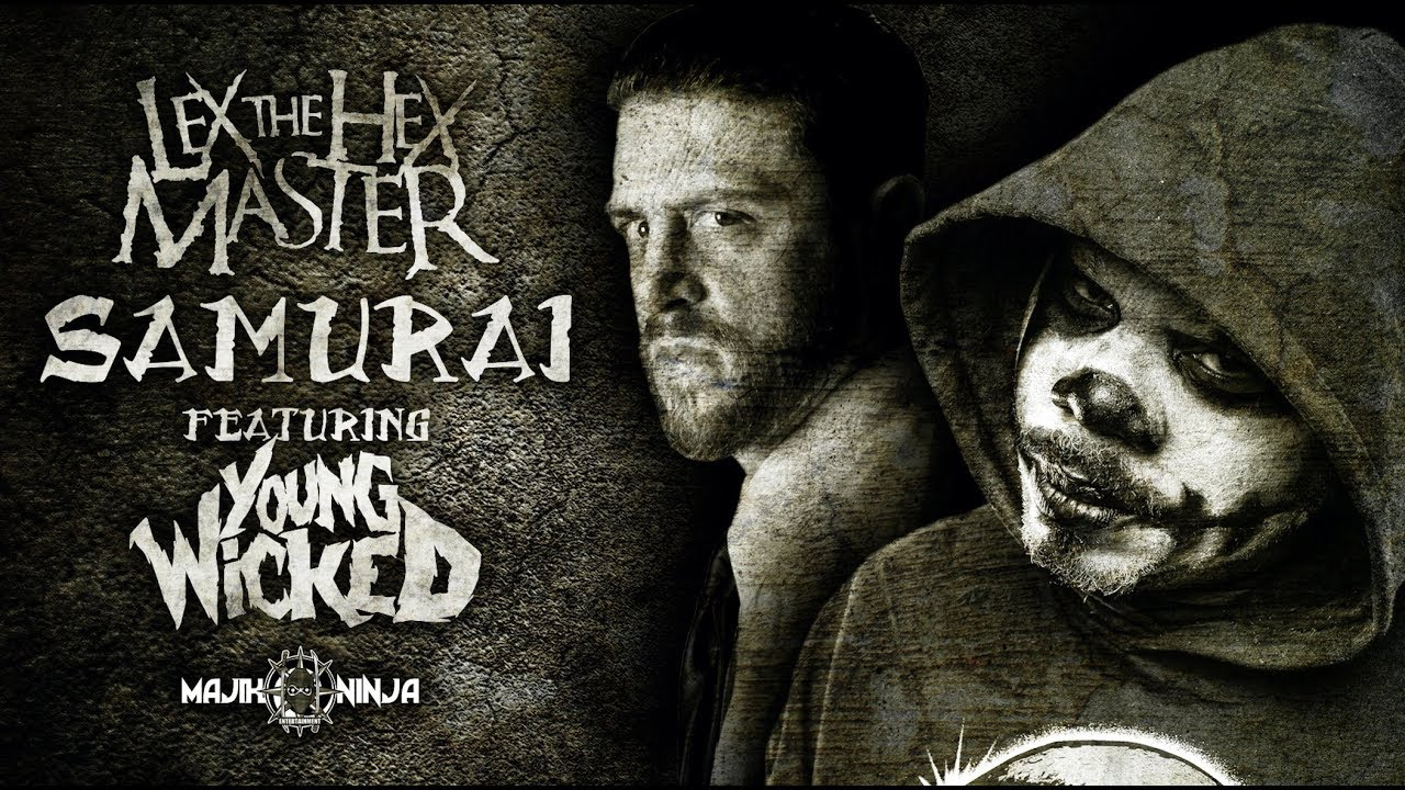 Lex The Hex Master featuring Young Wicked — Samurai Official Video (Beyond Redemption — MNE)