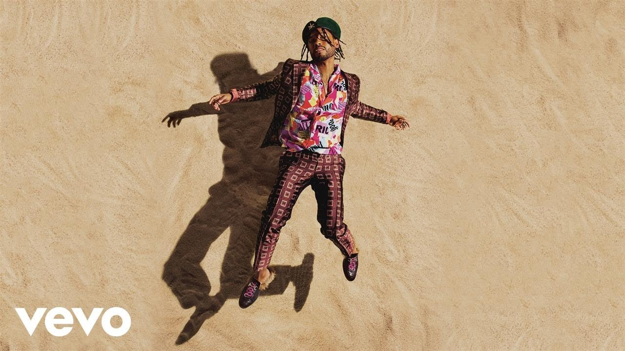 Miguel — Come Through and Chill (Audio) ft. J. Cole, Salaam Remi