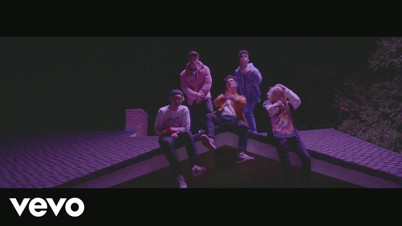 PRETTYMUCH — No More (Official Video) ft. French Montana