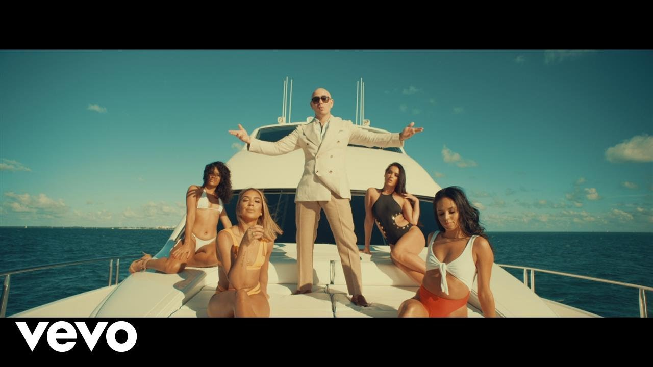 Pitbull, Stereotypes — Jungle (Official Video) ft. E-40, Abraham Mateo