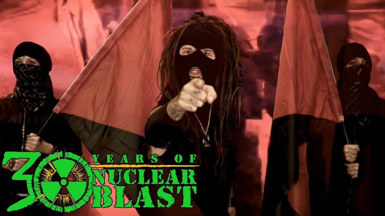MINISTRY — ANTIFA (OFFICIAL MUSIC VIDEO)
