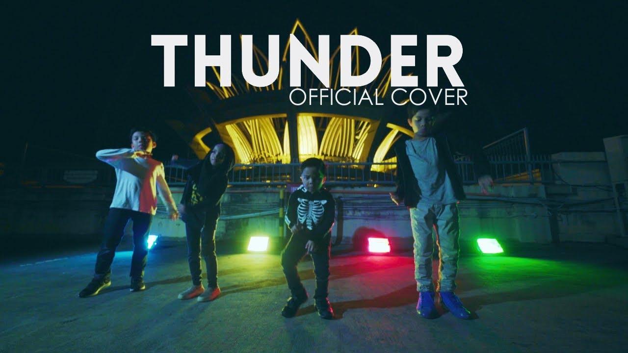 Gen Halilintar — Thunder (Official Video Cover)