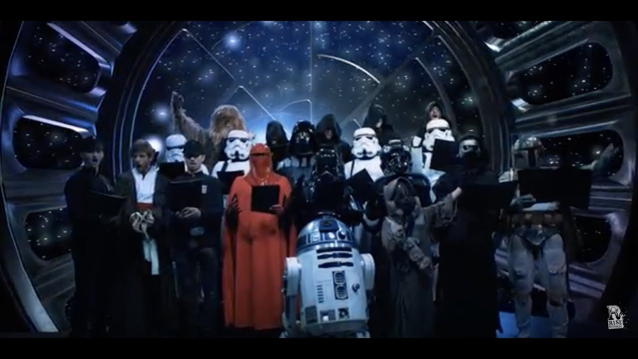 Galactic Empire — Duel of the Fates (Official Music Video)