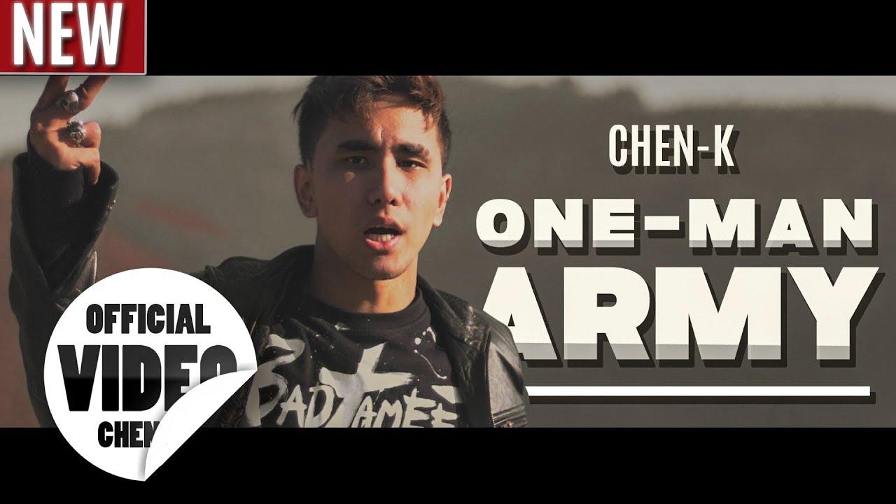 CHEN-K — One Man Army (Official Video) || Urdu Rap