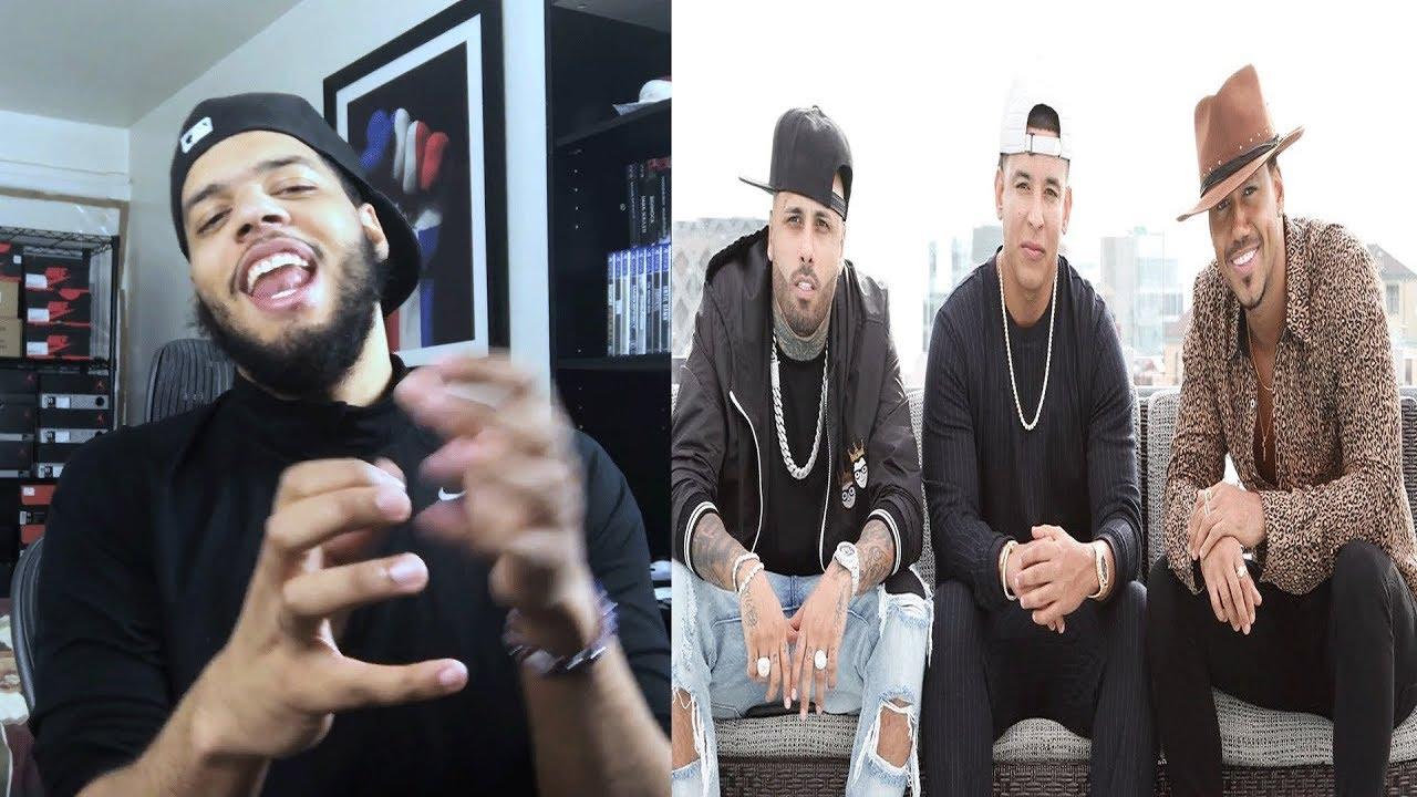 Romeo Santos — Daddy Yankee — Nicky Jam — Bella y Sensual (Official Video) Reaccion!