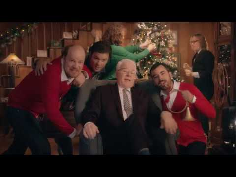 The Strangest Christmas Yet (Official Video)   Steve Martin and the Steep Canyon Rangers