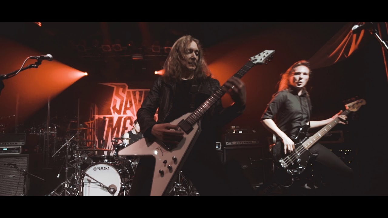 SAVAGE MESSIAH — Eat Your Heart Out (OFFICIAL VIDEO) — YouTube