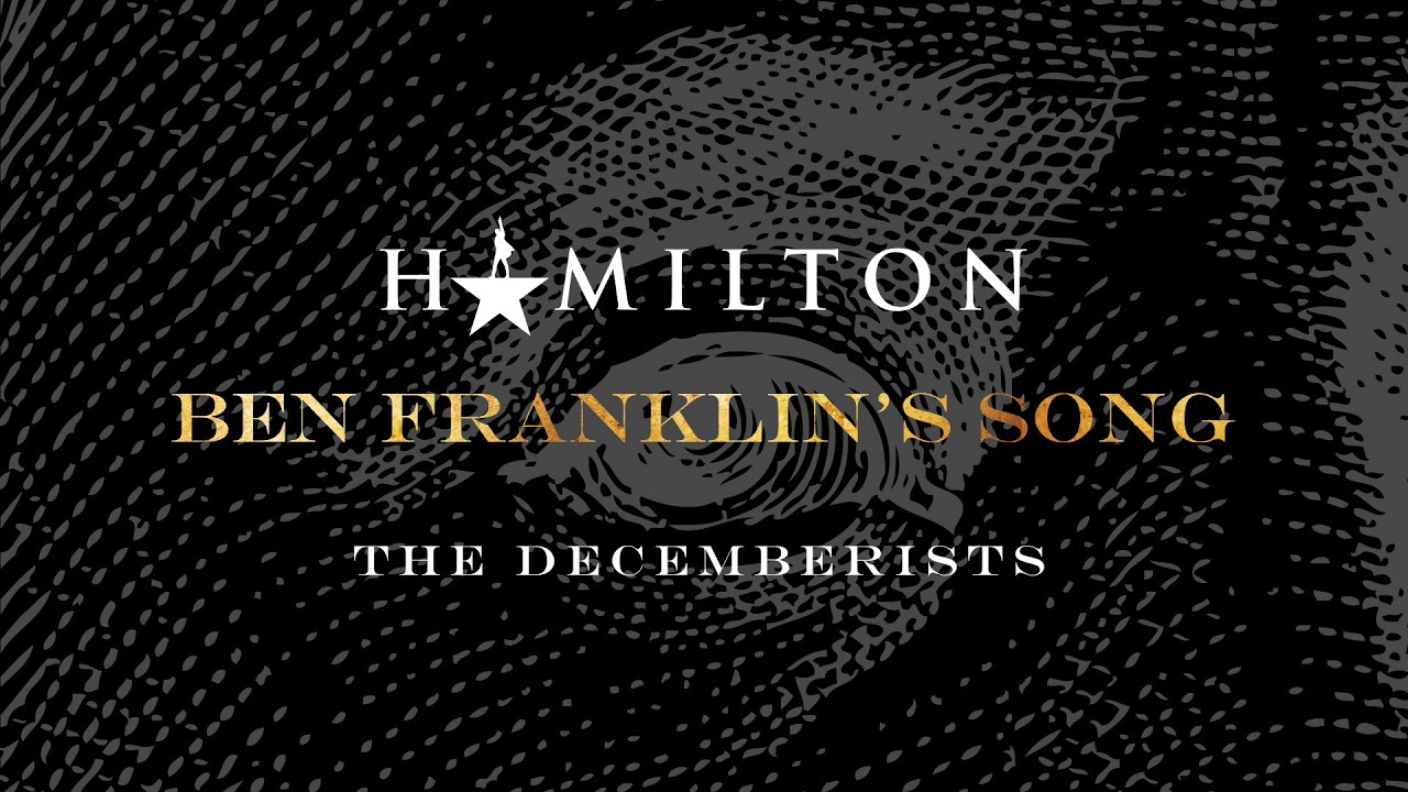The Decemberists — Ben Franklin's Song (from Hamildrops) [Official Video]