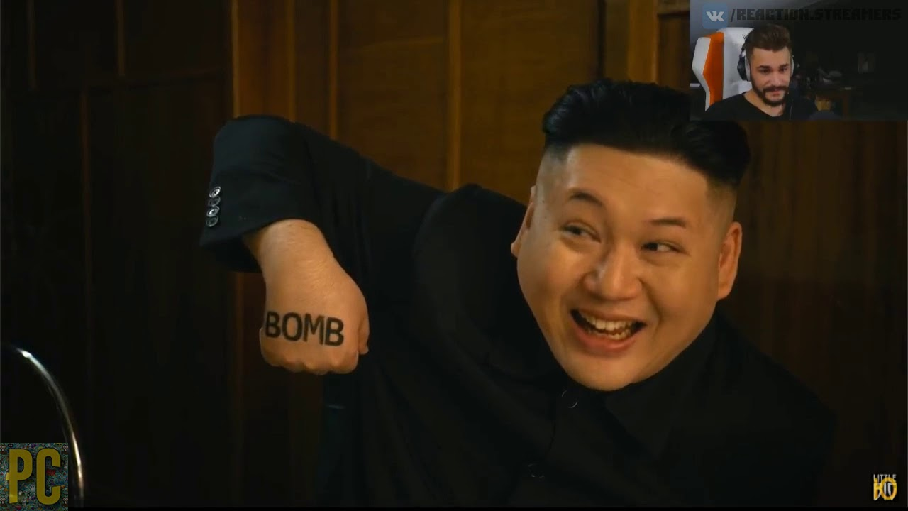 Юлик смотрит: LITTLE BIG — LollyBomb [Official video]