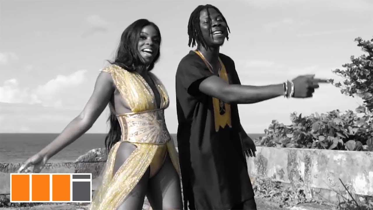 Stonebwoy — Hold On Yuh ft. Khalia (Official Video) — YouTube