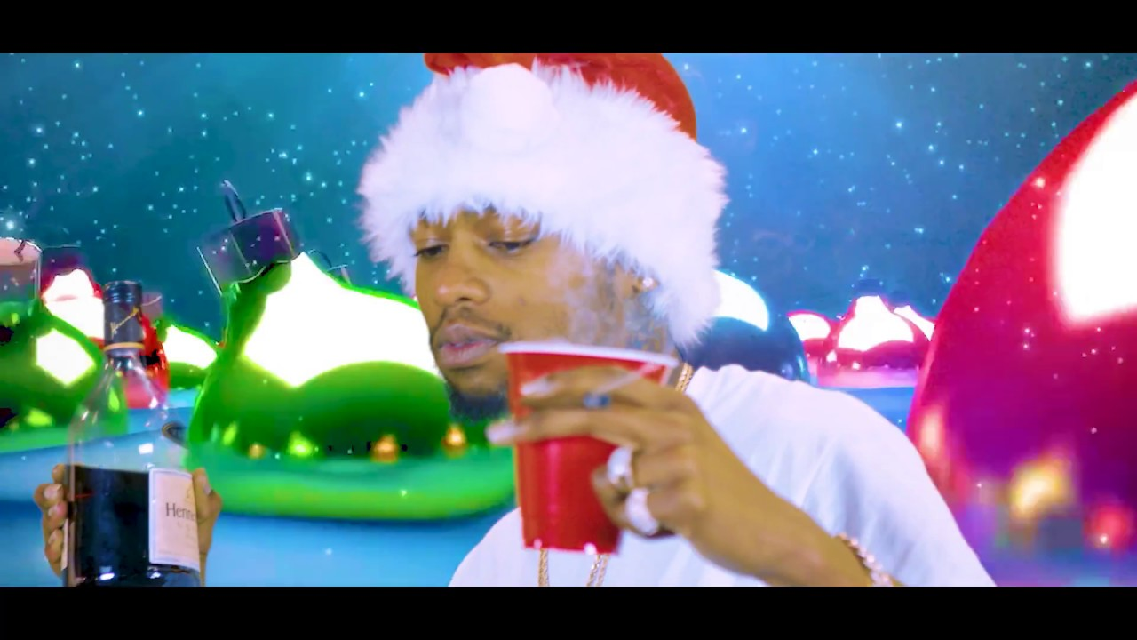 Rob $tone — All I Want For Christmas Ft. Malik Burgers (Official Video)