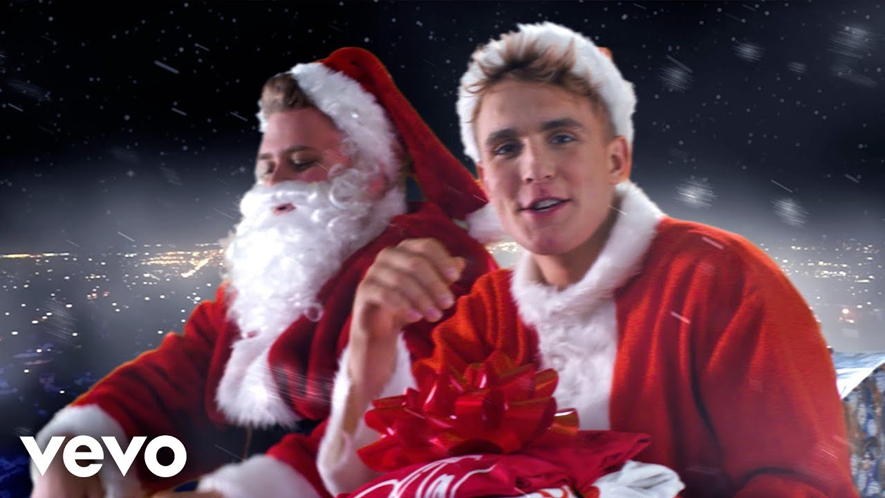 Jake Paul — All I Want For Christmas (Official Music Video)