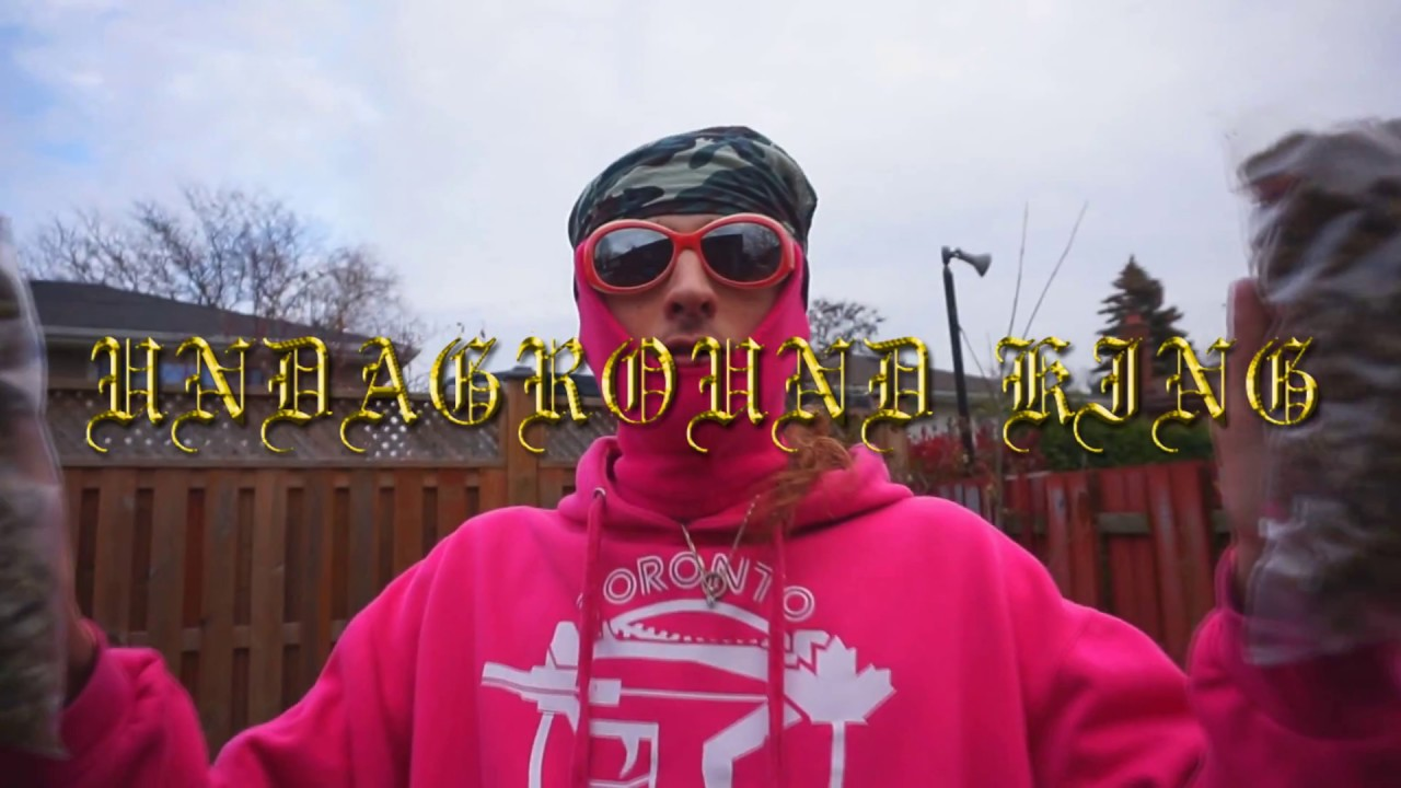 DJ Smokey — «Undaground King» (Official Music video by @pizzapyramidzine)