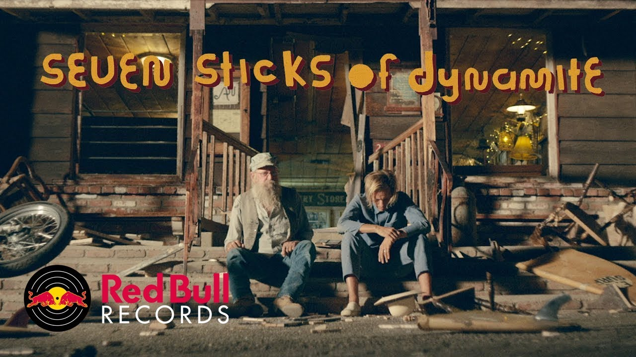 AWOLNATION — Seven Sticks Of Dynamite (Official Video)