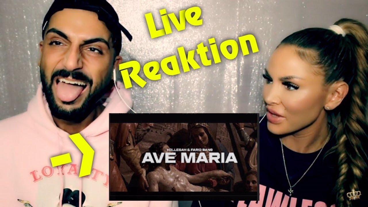 Kollegah & Farid Bang ✖️ AVE MARIA ✖️ ( official Video ) recation | Lisha&Lou