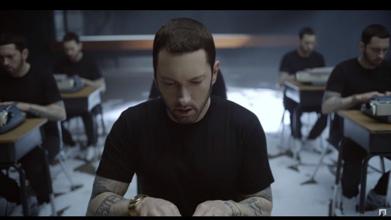 Eminem — Walk On Water (Official Video) | Revival Album