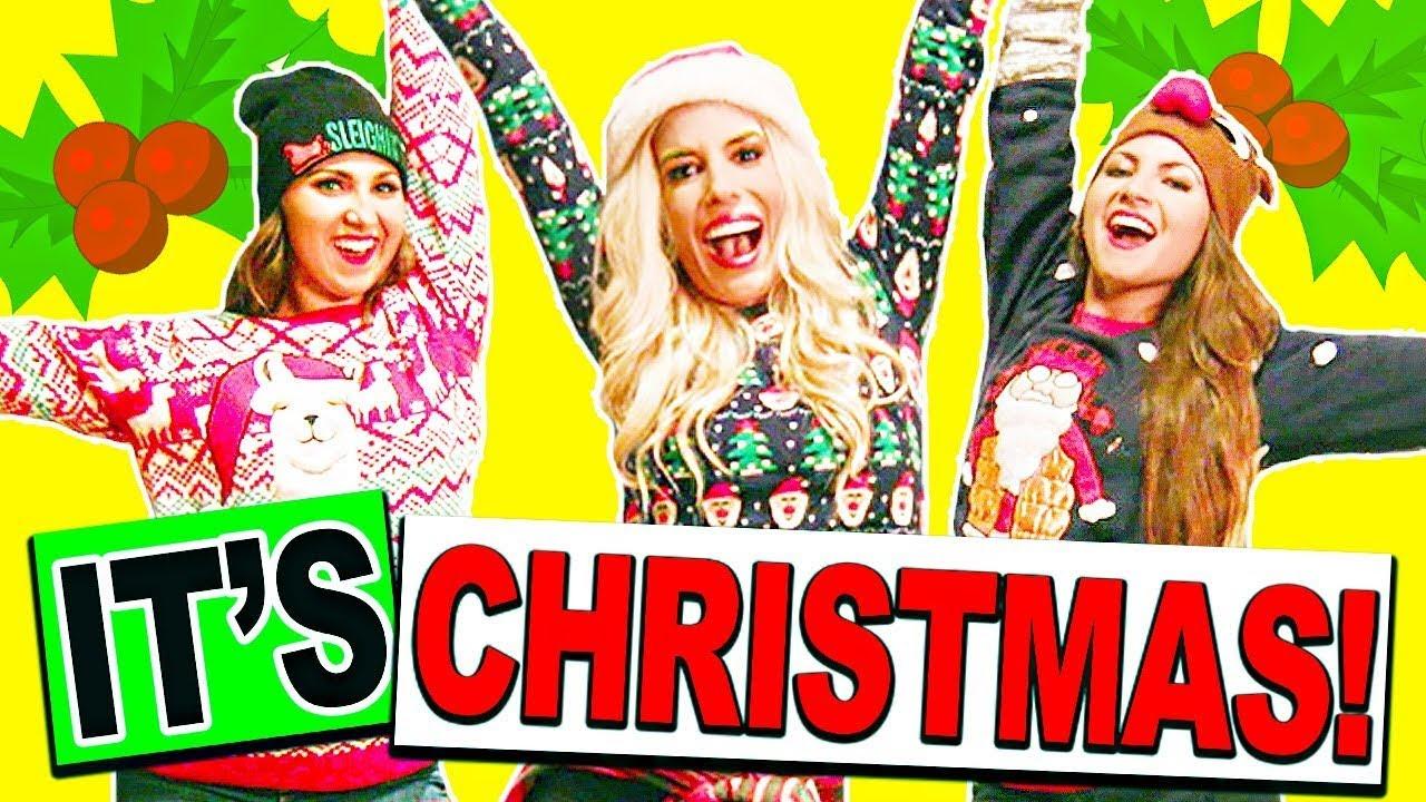 REBECCA ZAMOLO   IT'S CHRISTMAS!!   OFFICIAL MUSIC VIDEO