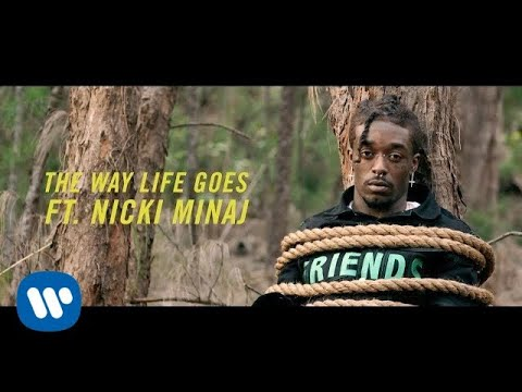 Lil Uzi Vert — The Way Life Goes Remix (Feat. Nicki Minaj) [Official Music Video] — YouTube