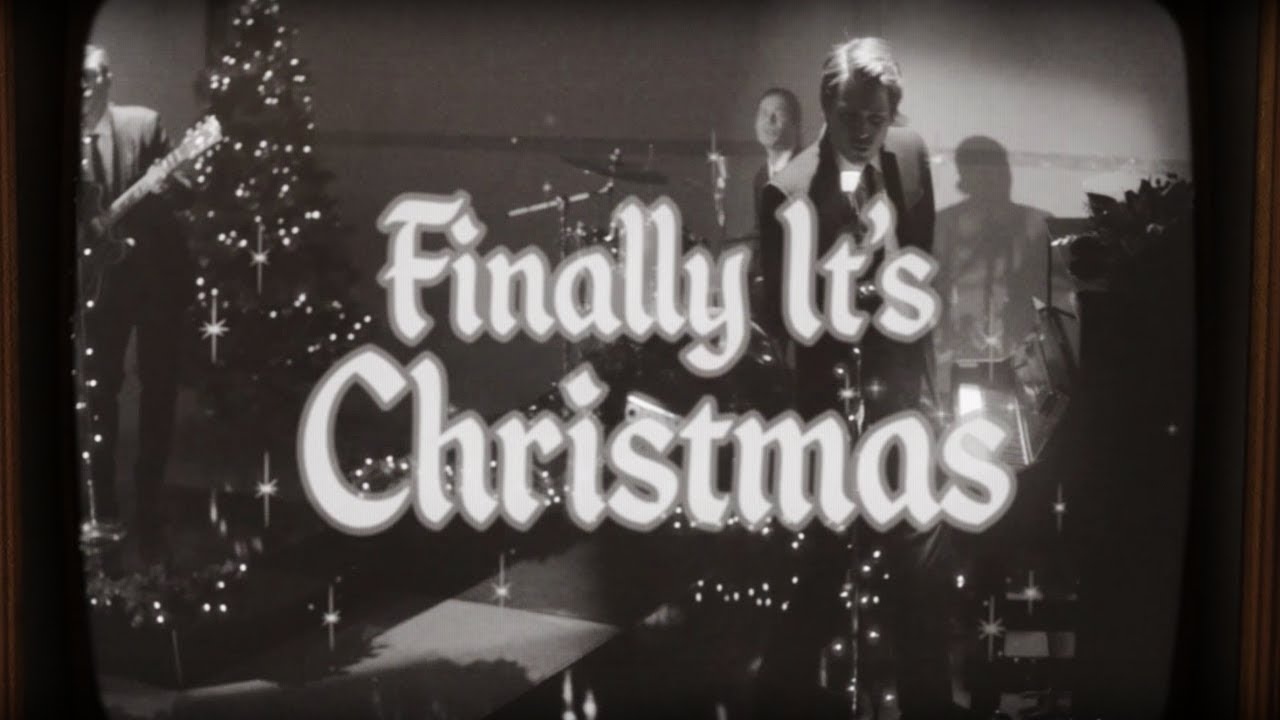 HANSON — Finally It's Christmas (Official Music Video)