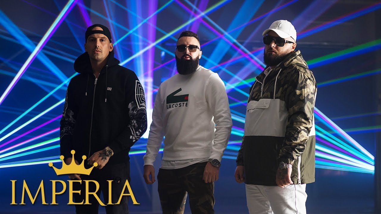 Jala Brat x Buba Corelli ft. RAF Camora — Nema bolje (Official Video)