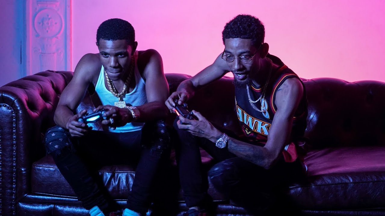 A Boogie Wit Da Hoodie — Beast Mode feat. PnB Rock & Youngboy Never Broke Again [Music Video]