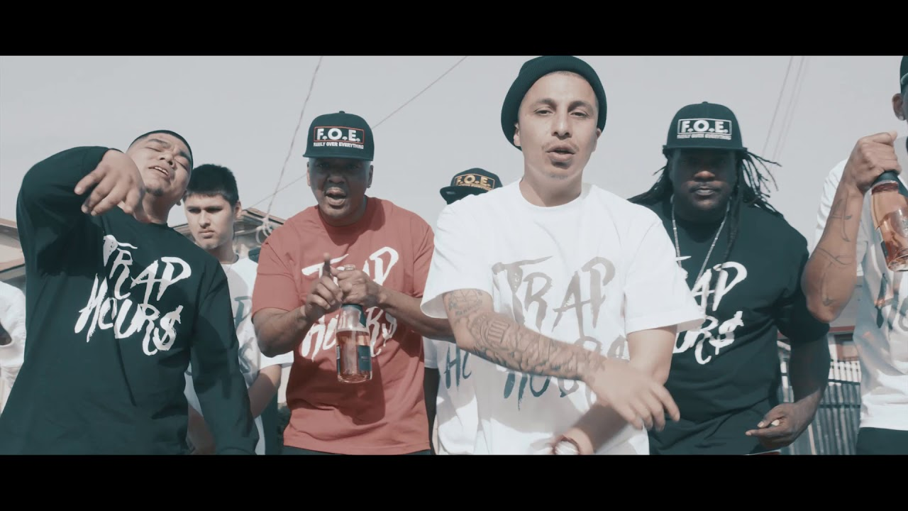 Baby Gas — Round and Round feat. DJ Habanero (Official Video)