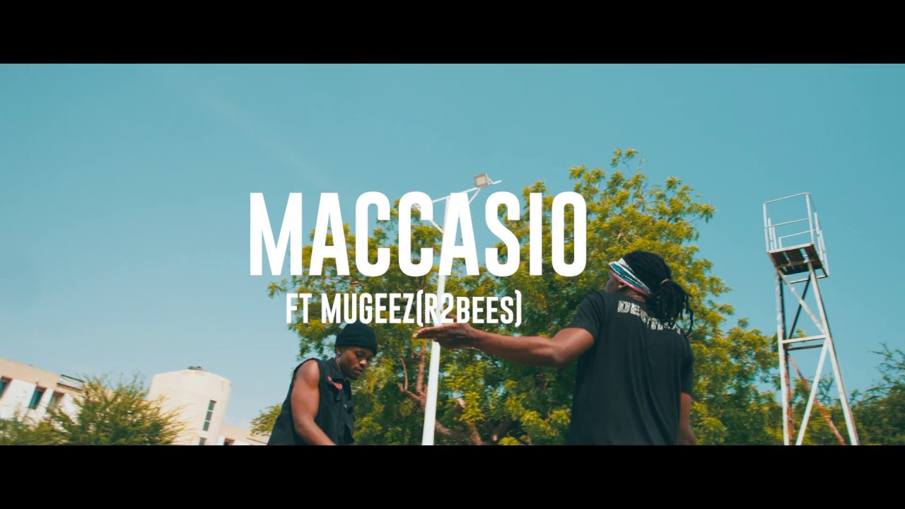 Maccasio ft Mugeez (R2Bees) — Dagomba Girl (Official Video)