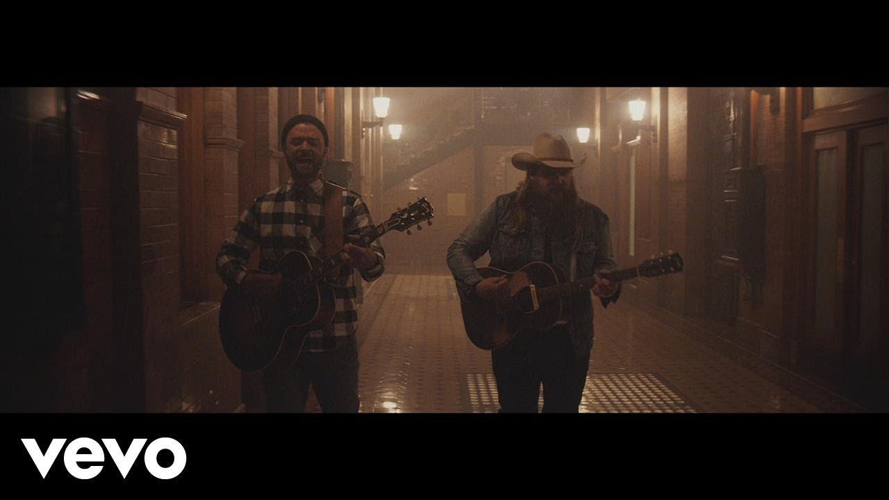 Justin Timberlake — Say Something (Official Video) ft. Chris Stapleton
