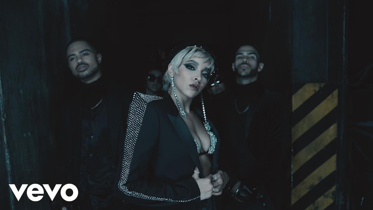 Tinashe — No Drama (Official Video) ft. Offset