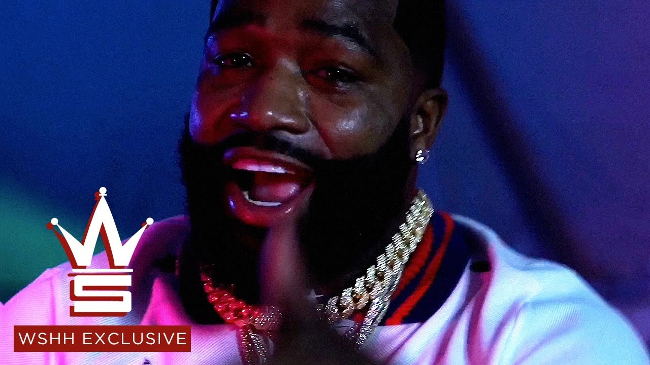 Adrien Broner «Horses Wanted» (WSHH Exclusive — Official Music Video)