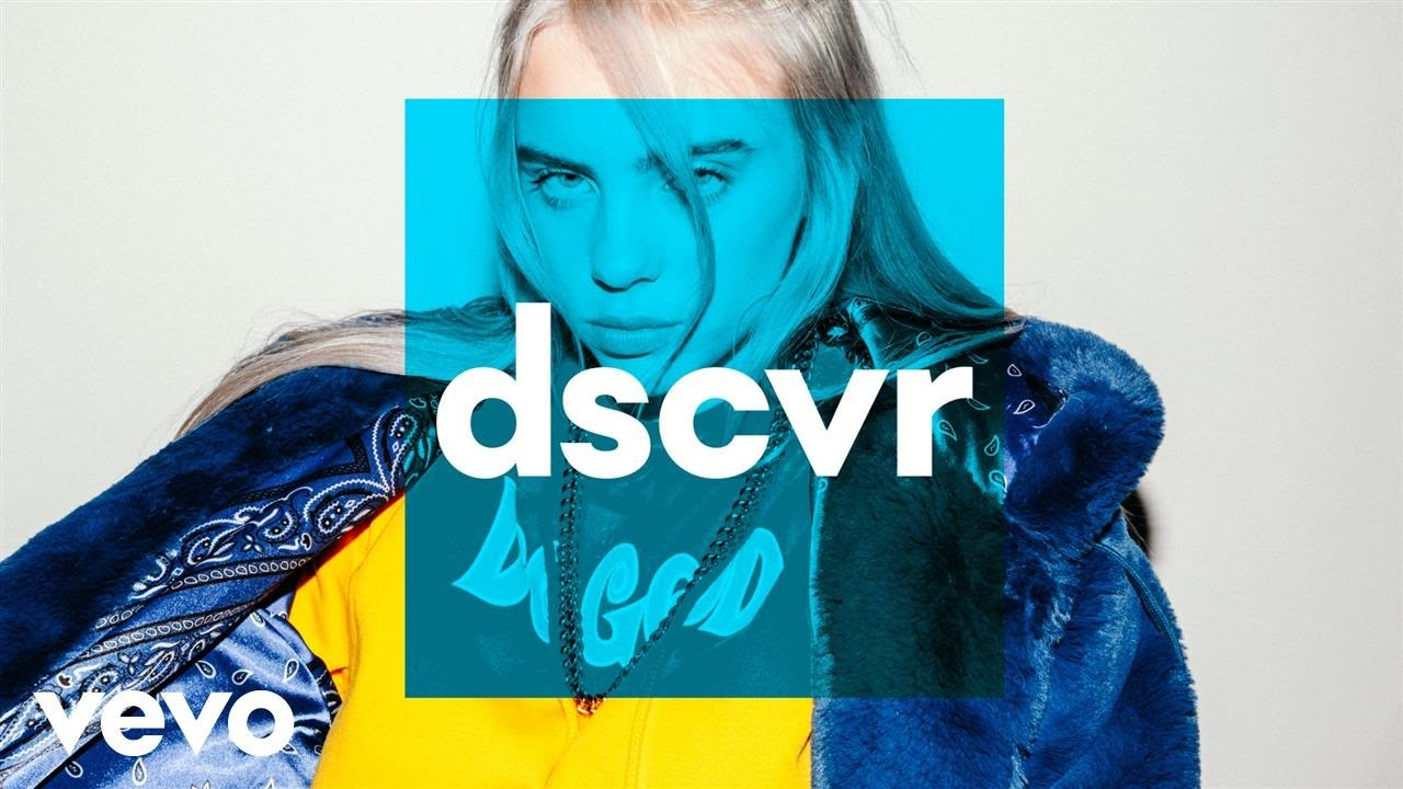 Billie Eilish x Finneas O'Connell — dscvr ARTISTS TO WATCH 2018