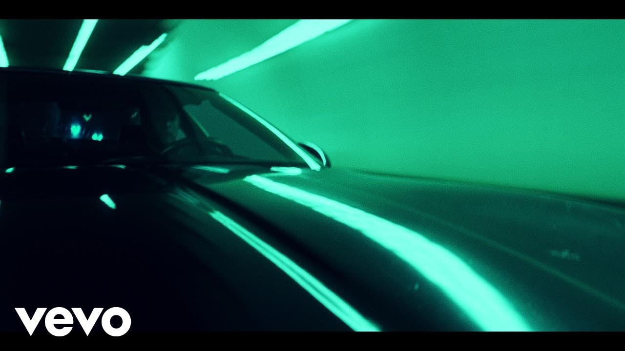 James Blake — If The Car Beside You Moves Ahead (Official video)