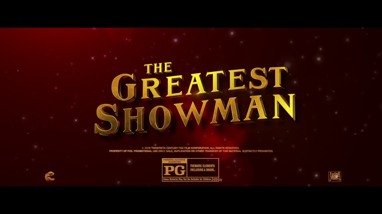 The Greatest Showman — This Is Me [Official Lyric Video]