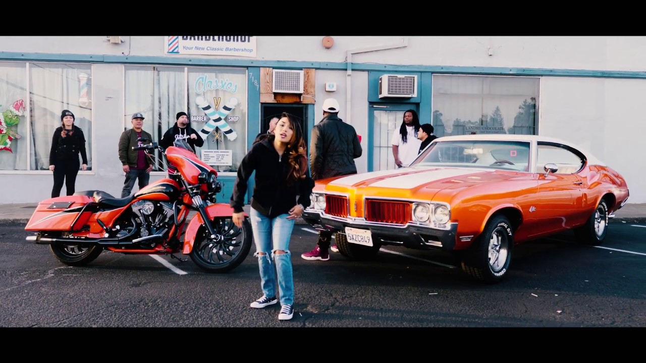 Davina Joy Ft. Shady Nate — All I know Is Hustle (Official Video) Dir by @truvisionzfilms