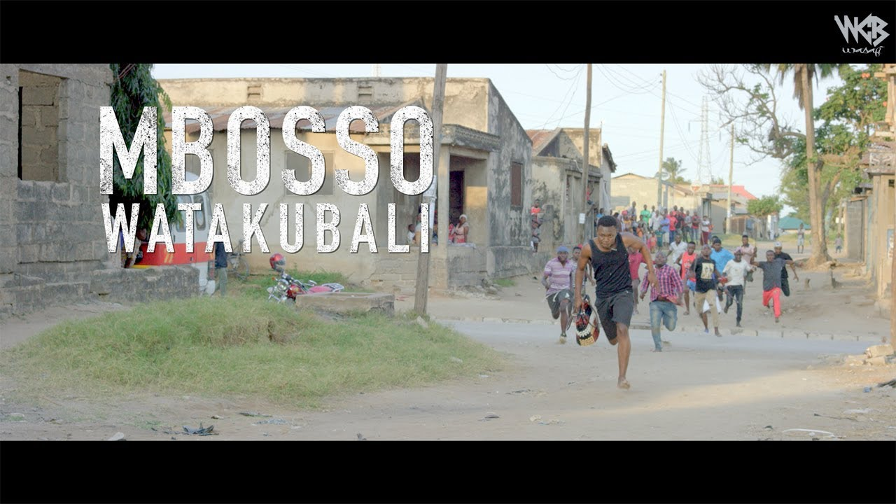 Mbosso — Watakubali (Official Video)